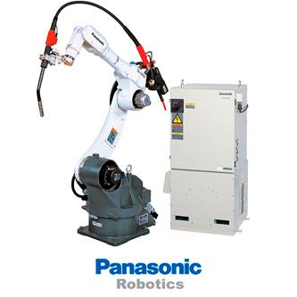 Robot soldadura Panasonic