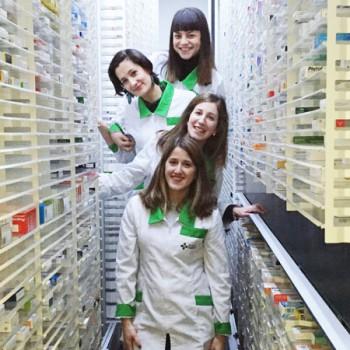 Farmacia Travesía de Vigo 156