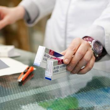 Dispensar en Robot de farmacia