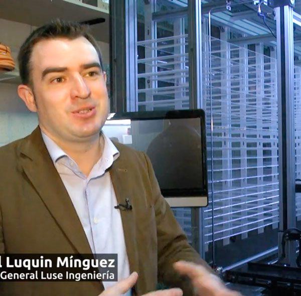Rafael Luquin - Socio Fundador Luse Ingeniería