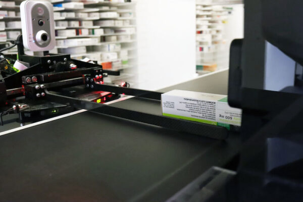 Robot para farmacias