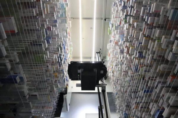 Robot de farmacias